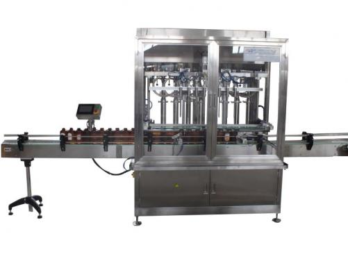 GP5600  edible oil filling machine