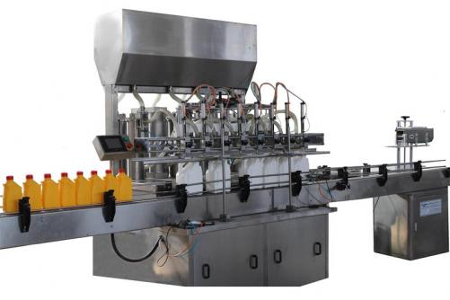 GP5600 lube oil filling machine