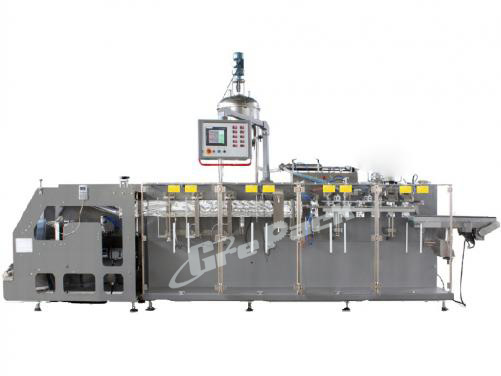Horizontal Triple Pouch Packing Machine