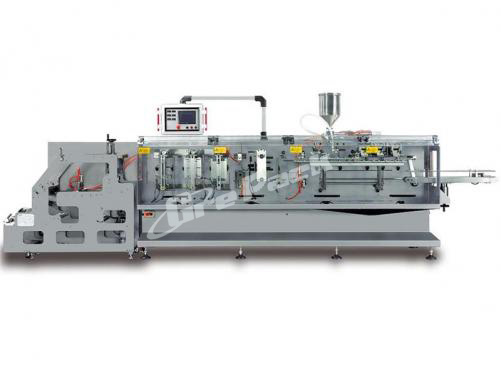 Horizontal Quadruple Pouch Packing Machine