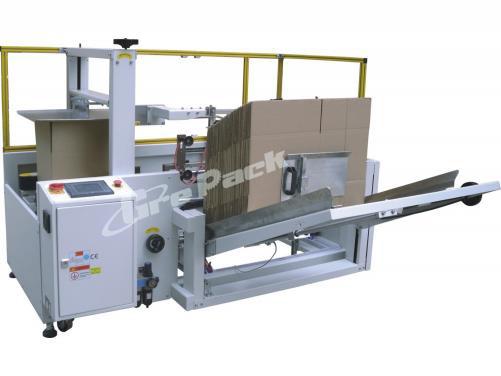 Case/carton erector machine