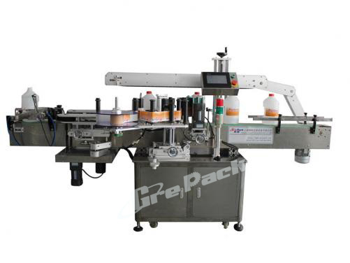 MPC-DW sticker orientation labeling machine