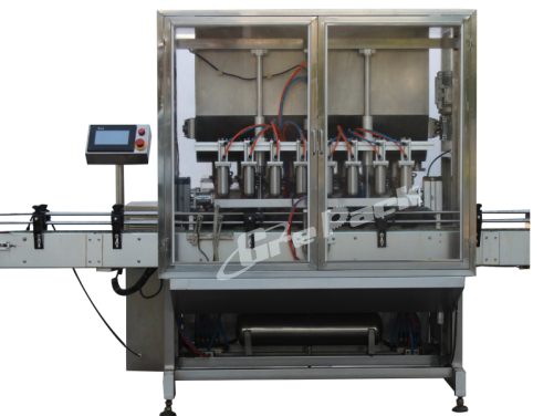 GP-5600 automatic sauce filling line