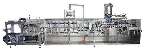 Stand up/doypack Pouch Form Fill Seal Packing Machine