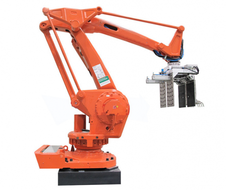 Automatic  Carton Packing robot palletizing system HC-JQ02