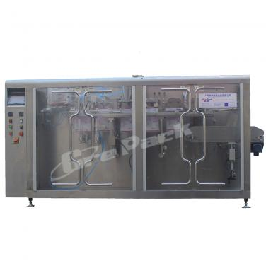 Premade flat sachet /pouch packing machine