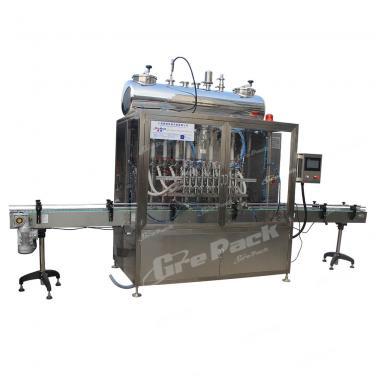 GP5600 lube bottle oil filling machine