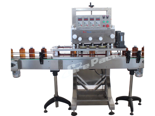 XF-102 linear capping machine