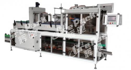 Full Automatic Falling Type Case Packer HC-ZX02