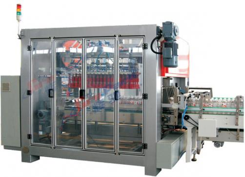 Full Automatic Grasp Type Case Packer HC-ZX01