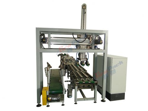 Automatic Pouch Case & carton packing machine