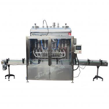 GP-5600 automatic sauce filling line