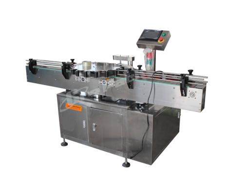 MPC-DWR sticker orientation labeling machine
