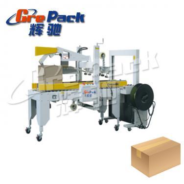 Case sealing machine