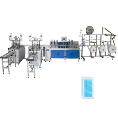 Full automatic Non woven surgical face mask making machine