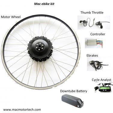 Mac ebike kit