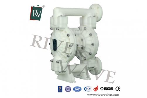 RV40 Diaphragm Pump (Full Plastic)