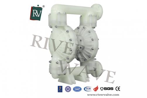RV50 Diaphragm Pump (Full Plastic)