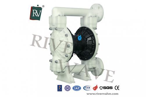 RV25 мембранный насос (PP PVDF)