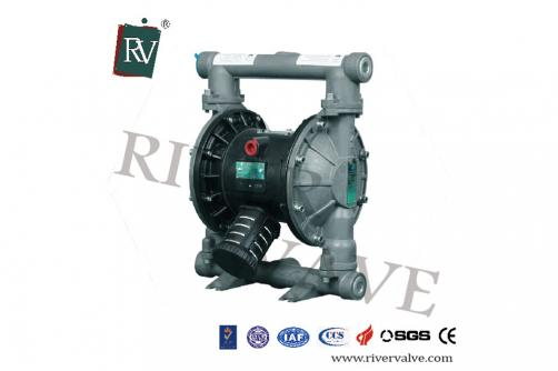 RV25 мембранный насос (Алюминиевый)