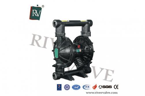RV25 мембранный насос (Чугун)