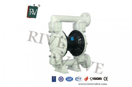 RV40 Diaphragm Pump(PP PVDF)