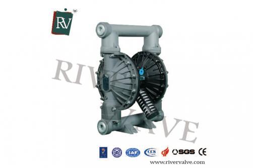 RV40 мембранный насос(Алюминиевый)
