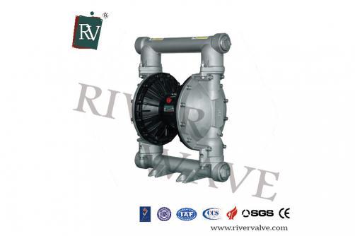 RV40 мембранный насос (Нержавеющая сталь)