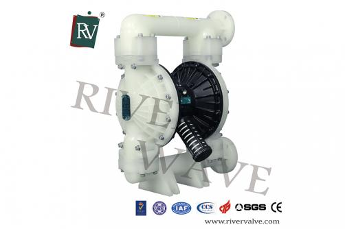 RV50 Diaphragm Pump(PP PVDF)