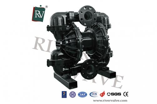 RV80 Diaphragm Pump (Ductile Iron)