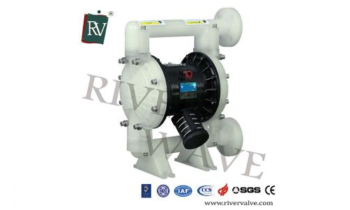 RV25 Diaphragm Pump(PP PVDF)
