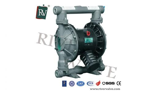 RV25 Diaphragm Pump(Aluminum)
