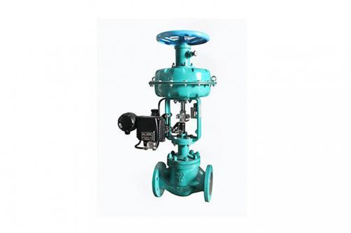 RV ZJHP(M) pneumatic single-seat (sleeve) control valve