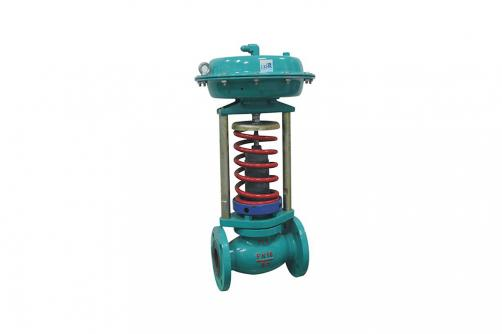 RVZZYP single-seat self-operated pressure control valve