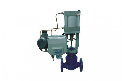 RV Cylinder Type Pneumatic Control Valve