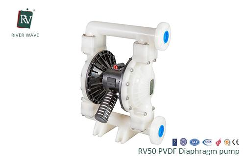 RV50 2 Inch Diaphragm Pump( PVDF)