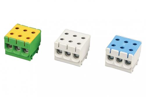 KE Universal Terminal Block for AL / CU Conductor