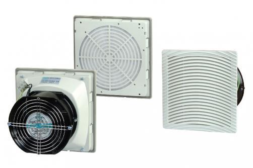 Ventilador y Filtro FK5524