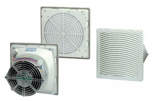 Ventilador y Filtro FK5525