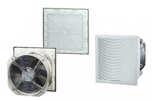 Ventilador y Filtro FK5528