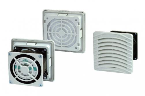 Ventilador y Filtro FK5521