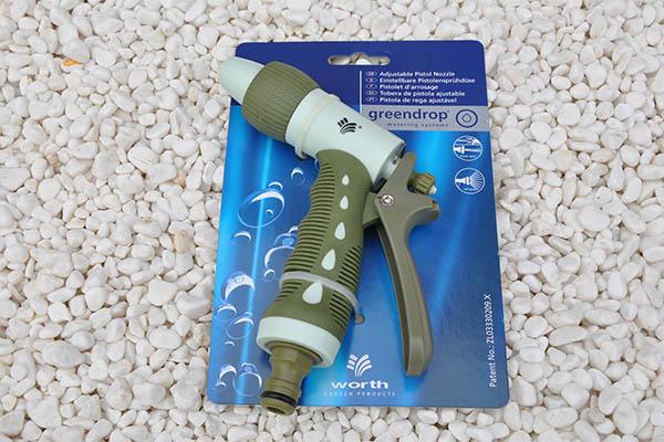 Adjustable Pistol Nozzle