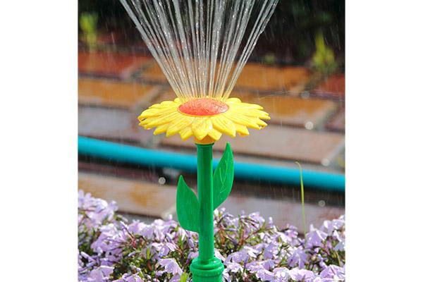 Sunflower Sprinkler