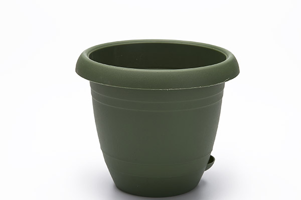 "6"" Basic Flower Pot Color Clay"