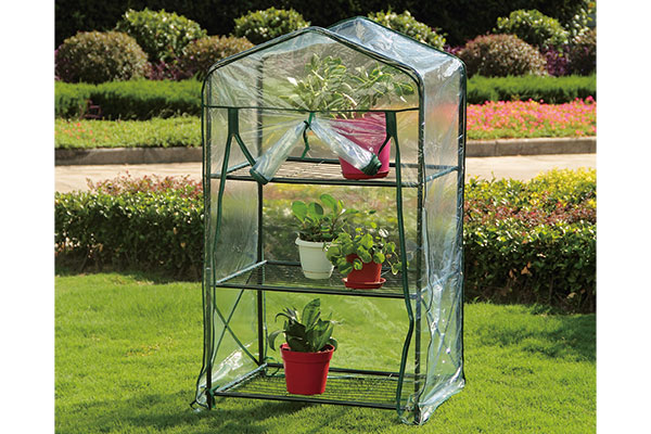 3-Layer Green House