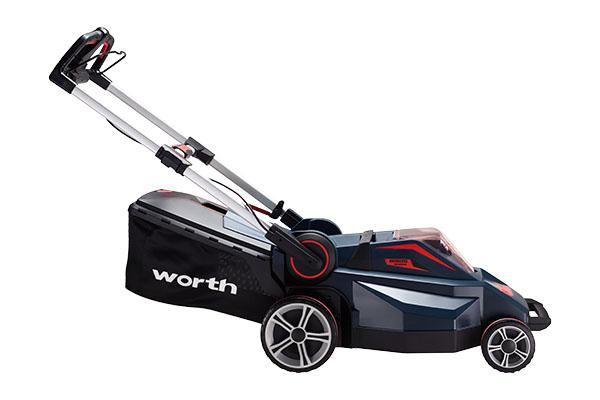 84V Lithium Brushless Lawn Mower