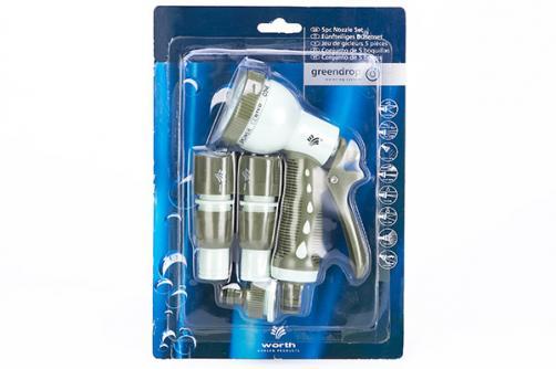 5pc Hose Nozzle Set
