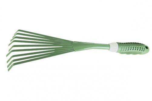 Carbon Steel 9-Teeth Broom