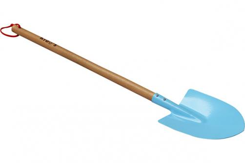Kids Spade With Wooden Handle