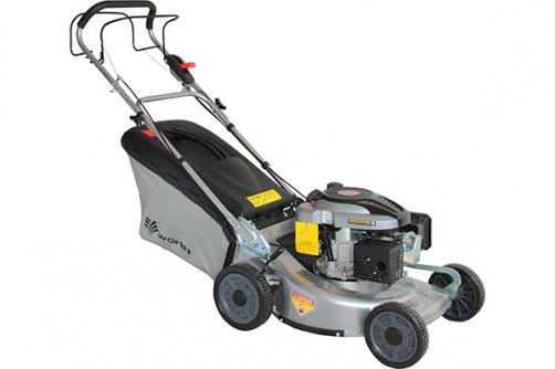 "19"" Alu.Deck Loncin SP Mower"